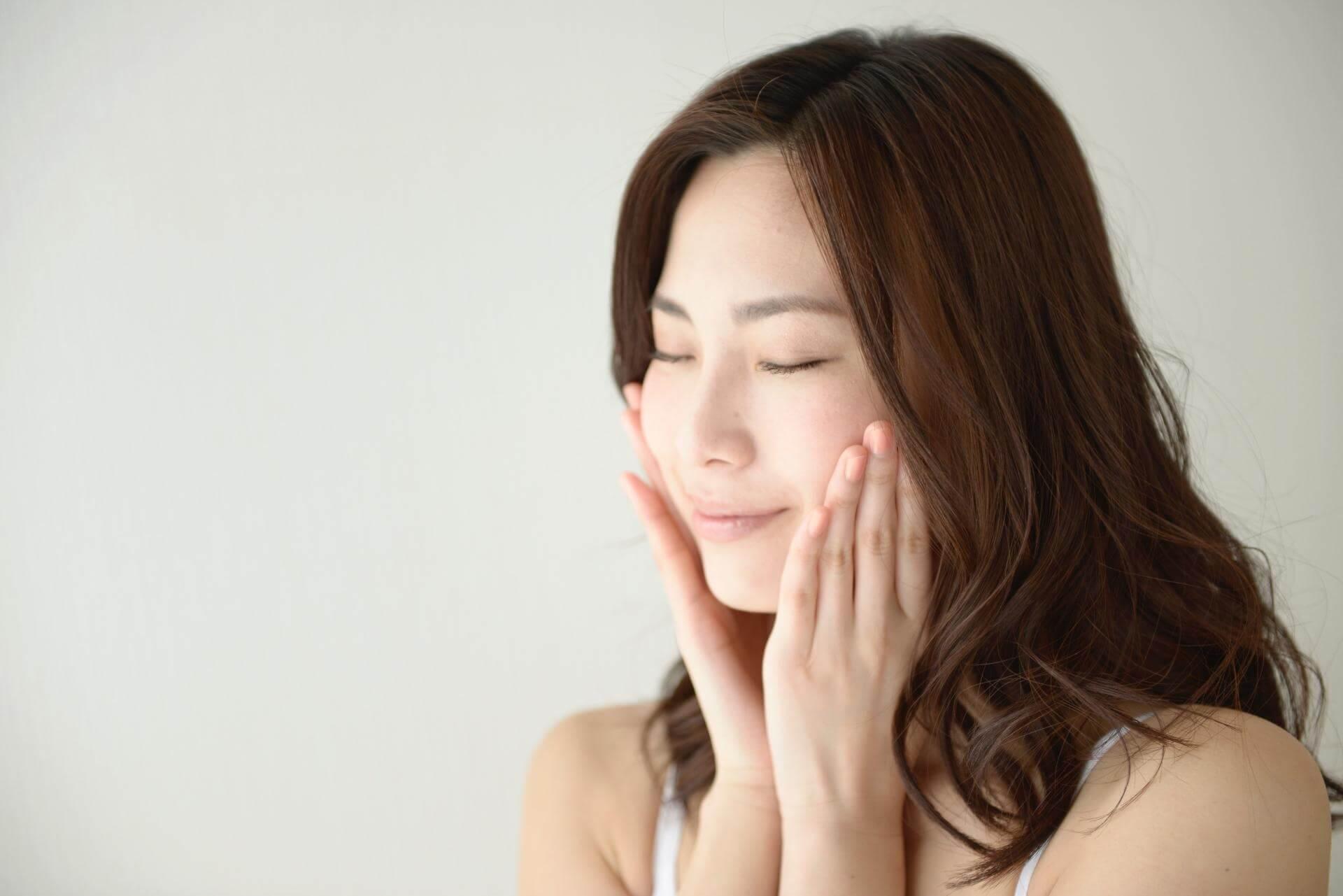 敏感肌タイプの赤ら顔